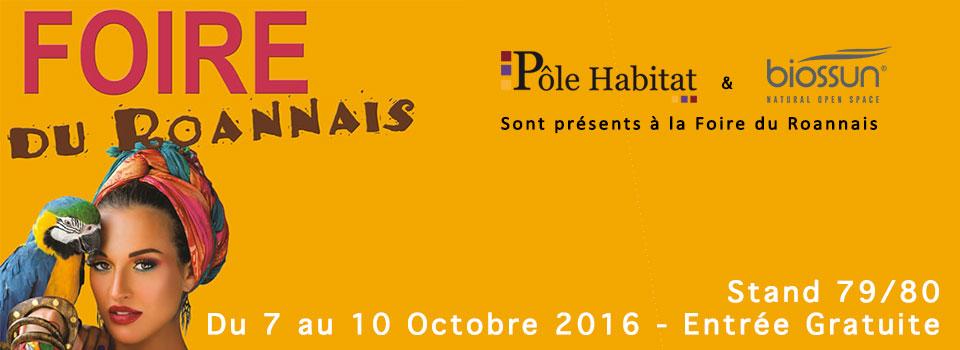 Foire du Roannais – 7 au 10 Octobre
