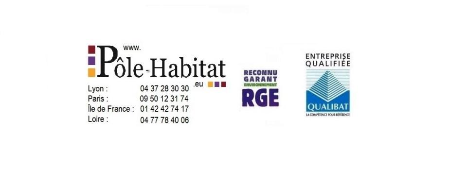 Pole Habitat : Qualibat et RGE