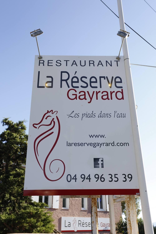 La réserve gaynard